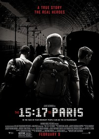 15:17 to Paris (2018)